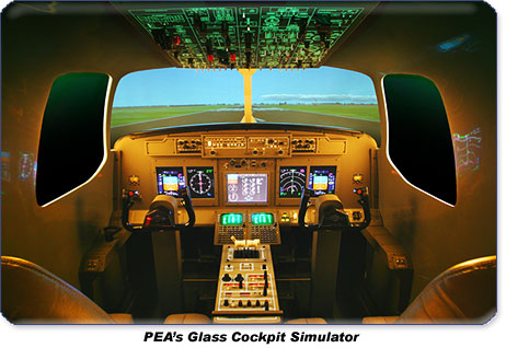 Glass Cockpit EFIS/FMS Training Course, Learn to Fly Advanced ...