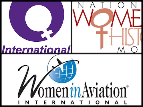 women in aviation events