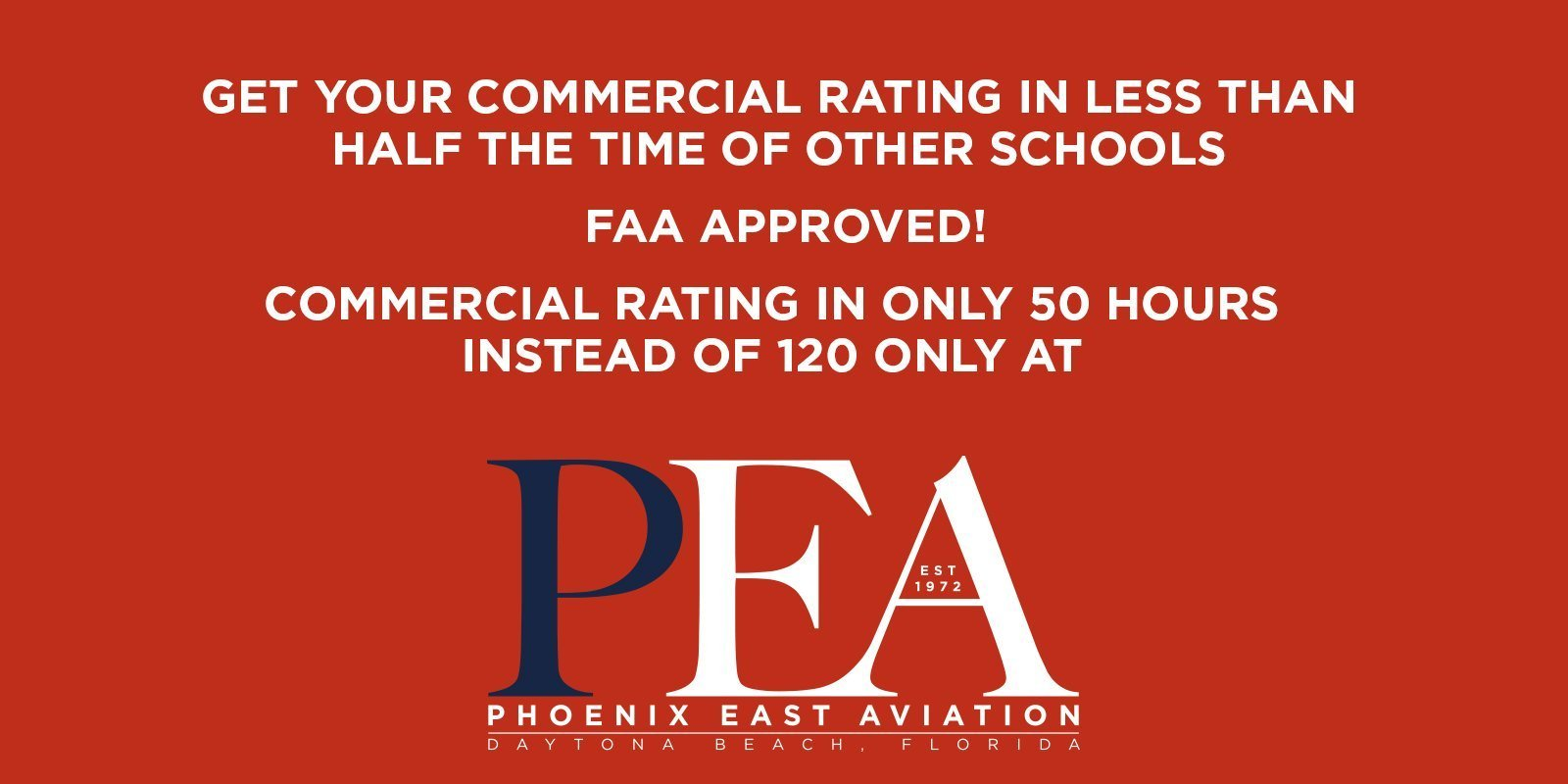 Phoenix East Aviation | Pilot Training School in Florida